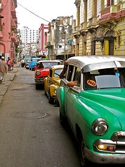iconic typical local cuba