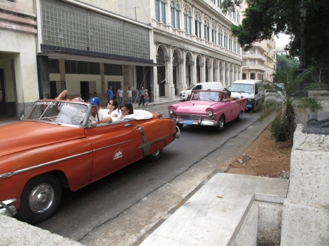 2012 cuba cars tour