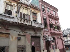 Casa Particular in Pink