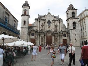 Havana Viejo Cathedral