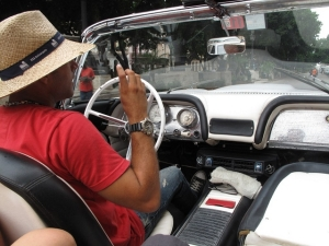 2012 Cuba Tbird Driver