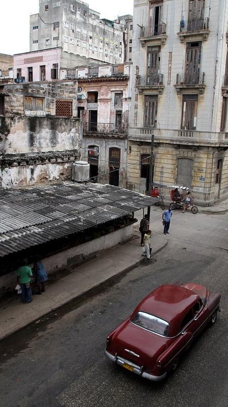 2012 Cuba view