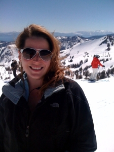 Sara at Squaw 2011