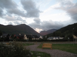 2010 scotland glencoe village