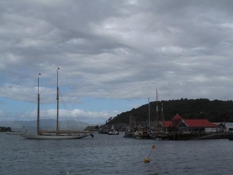 2010 scotland oban boat