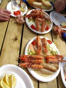 2010 Scotland Oban Seafood