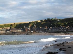 2010 Scotland stonehaven village