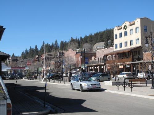 Truckee Main Street