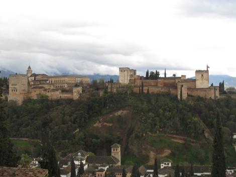 2013 granada alhambra