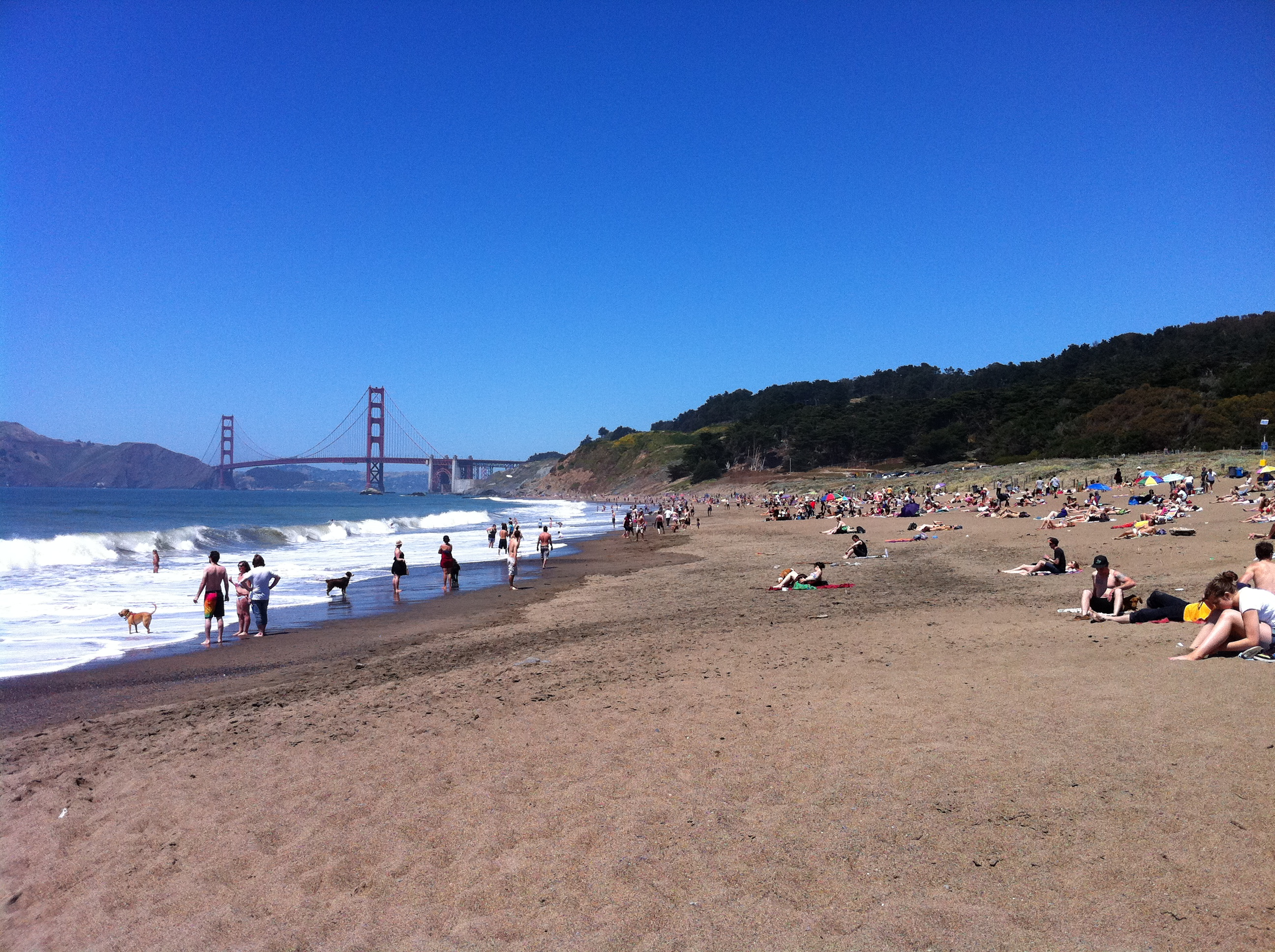 San francisco top 5 beaches try this travel for Best beach in northern california