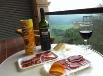 Hotel Picnic in Ronda Spain