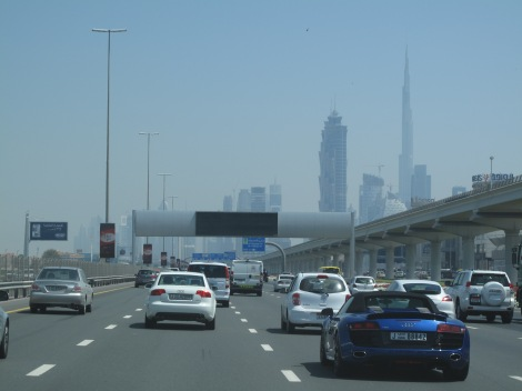 Sheikh Zayed Road - Dubai