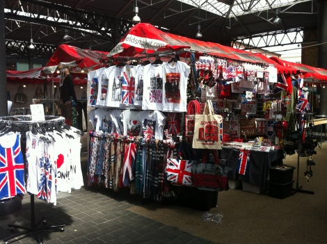 Union Jack - the perfect fashion accessory