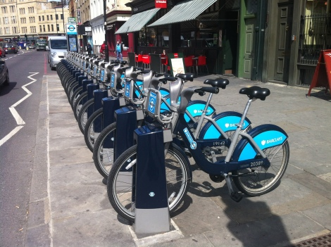 New London Bike Share