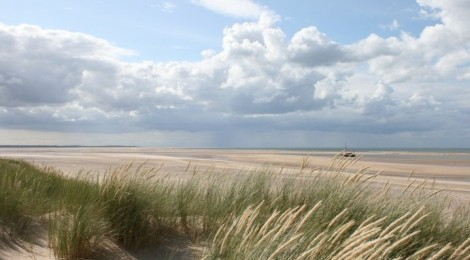 Beach at Winterton