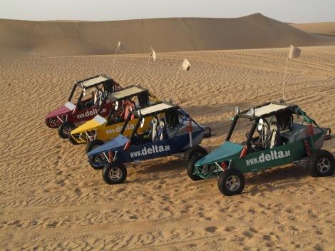 Dubai Delta.ae Dune Buggy