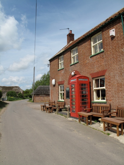 Nelson's Head Norfolf- typical country pub