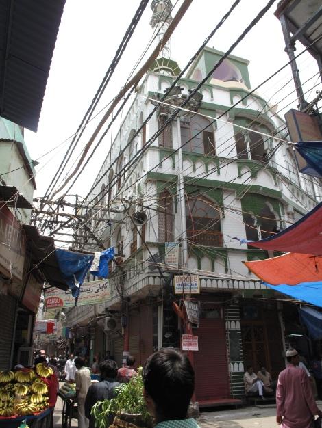 Old Delhi Electrical system