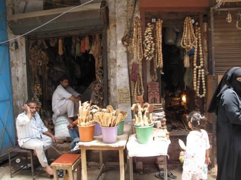 Old Delhi Wood Workers