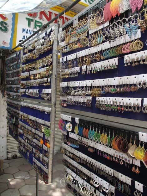 Janpath Market Jewelry Sore