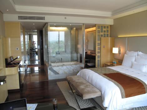 Marriott Chandigarh - rate $144/night - Heaven