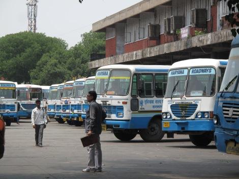 Local Buses - no AC