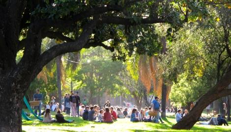 parque de las heras - palermo - Buenos Aires