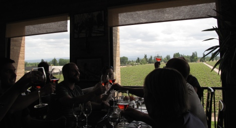 Winery Lunch