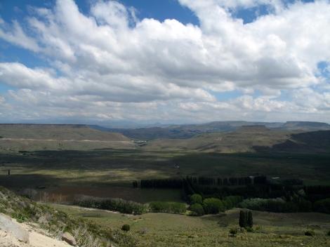 High desert views - Driving day 2