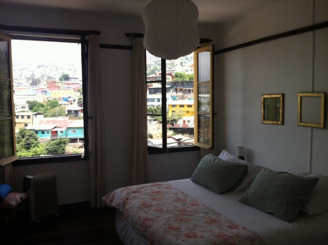 """Matrimonial"" or king size bed room - amazing hostal"