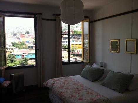 """Matrimonial"" or king size bed room - amazing hostal"