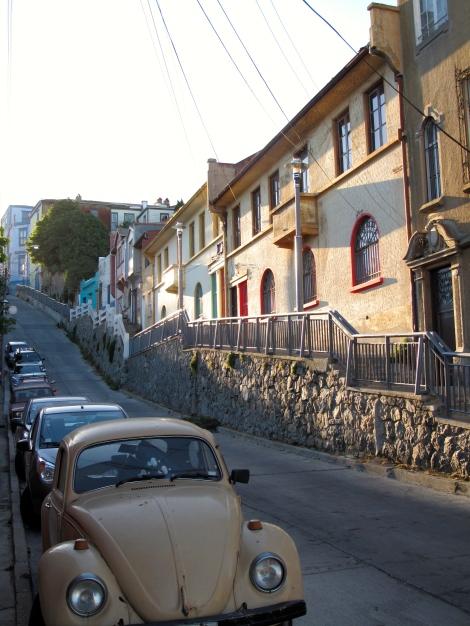 """Escalaras (stairs) at the hotsal """"Escalates al Puerto"""""""