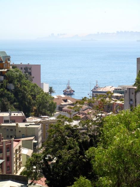 Valparaiso views