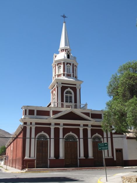 Vicuna Church