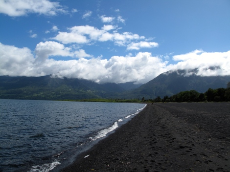 Pucon Beach