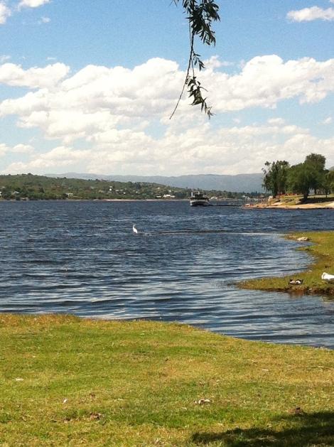 Lake you can't swim in...
