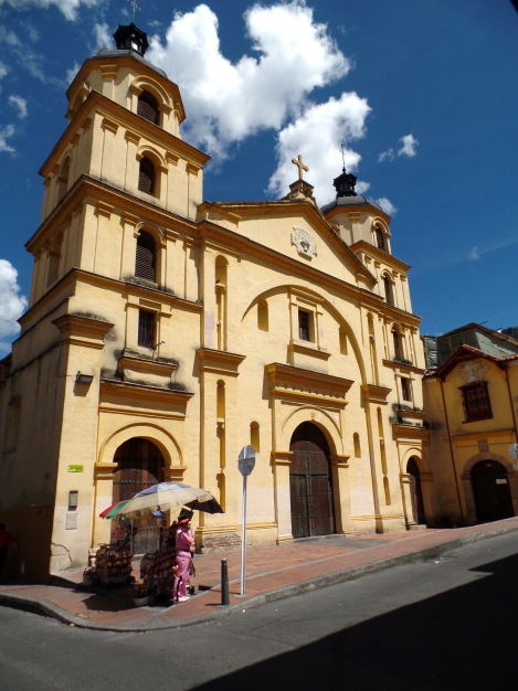 Candeleria Bogota