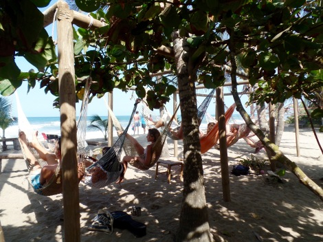 Hammock Time at Costeno Beach Colombia