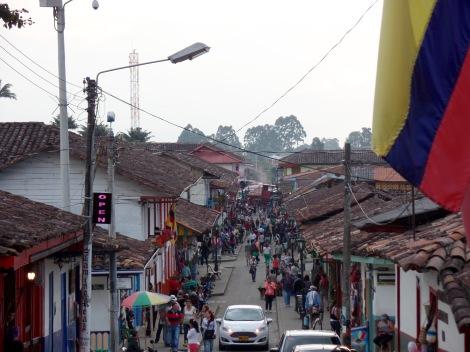 Salento Main Street