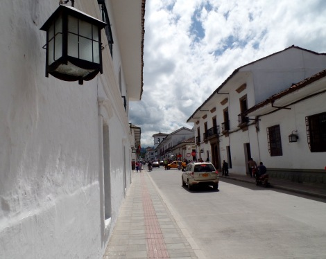 "Popayan ""the white city"""